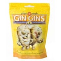 The Ginger People Gin Gins Hard Candy, 3 oz., 24 Bags/Order