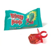 Candy Ring Pops, .5 oz., 24 Ring Pops/Order