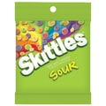 Skittles Sours Peg Bag, 5.7 oz., 12 Bags/Order