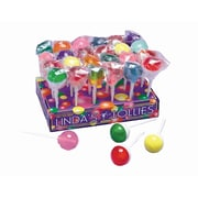 Linda's Lollies 24 Count Standup Box, 1 oz., 24 Pops/Order