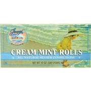 James' Candy Cream Mint Rolls Box, 12 oz., 12 Boxes/Order