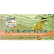 James' Candy Butter Mint Rolls Box, 12 oz., 12 Boxes/Order