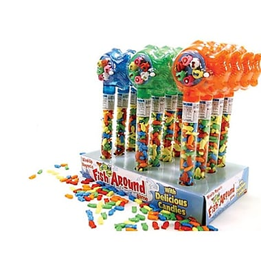 Hilco Fish Around Game With Candy, 1.25 oz., 12 Fish Games/Order