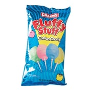 Charms Fluffy Stuff Cotton Candy Bag, 3.5 oz., 24 Bags/Order