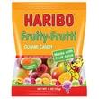 Haribo Fruity Frutti, 4 oz. Peg Bag, 12 Packs/Order