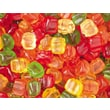 Ferrara Wild n Fruity Tiny Gummy Bears in a 5 lbs. bag