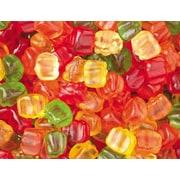 Ferrara Wild n Fruity Tiny Gummy Bears in a 5 lbs. bag