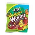 Black Forest Gummy Worms 4.5 oz. Peg Bag, 12 Packs/Order