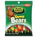 Black Forest Gummy Bears 4.5 oz. Peg Bag, 12 Packs/Order