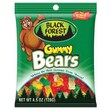 Black Forest Gummy Bears 4.5 oz. Peg Bag, 12 Packs/Order