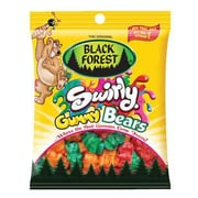 Black Forest Swirly Gummy Bears, 4.5 oz. Peg Bag, 12 Packs/Order
