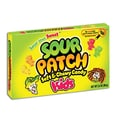 Cadbury Adams Sour Patch Kids, 3.5 oz. Theater Box, 12 Packs/Order