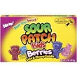 Cadbury Adams Sour Patch Kids Berries, 3.1 oz. Theater Box, 12 Packs/Order