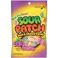 Cadbury Adams Sour Patch Fruits, 8 oz. Peg Bag, 12 Packs/Order