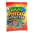 Cadbury Adams Sour Patch Extreme, 4 oz. Peg Bag, 12 Packs/Order