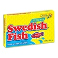 Cadbury Adams Swedish Fish Red, 3.1 oz. Theater Box, 12 Packs/Order