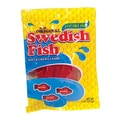 Cadbury Adams Red Swedish Fish, 5 oz. Peg Bag, 12 Packs/Order