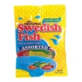 Cadbury Adams Assorted Swedish Fish, 5 oz. Peg Bag, 12 Packs/Order