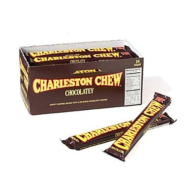 Tootsie Charleston Chew Bar, 1.88 oz., 24 Packs/order