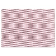 "Chevron Red Tissue Paper, 20"" x 30"", Red, 200/Pack"