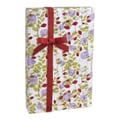 Layla Gift Wrap, Purple/Pink/Green, 30in. x 100'