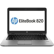 HP EliteBook 820 G1 - 12.5 - Core i5 4200U - Windows 7 Pro 64-bit / 8 Pro downgrade - 4 GB RAM - 500 GB HDD