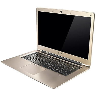 Acer® Aspire S3-371 13.3in. LED Ultrabook, Intel® i3-3217U Dual-Core 1.8GHz 3MB