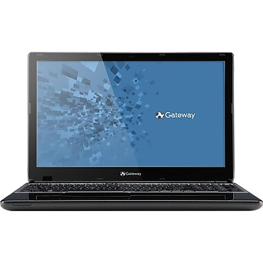 Acer® Gateway® NE522 15.6in. LED Notebook, AMD E-Series E1-2500 Dual-Core 1.40GHz 1MB
