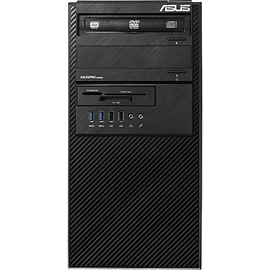 Asus® BM1AE Mid-Tower Desktop Computer, Intel® Core i7-4770S 3.10GHz