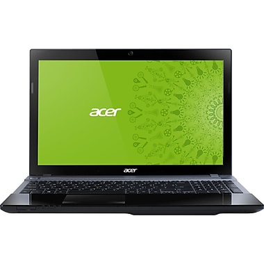 Acer® Aspire V3-551 15.6in. LED Notebook, AMD A-Series A8-4500M Quad-Core 1.9GHz 4MB