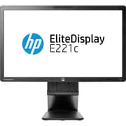 HP® EliteDisplay E221c 21.5 Full HD LED-LCD Monitor