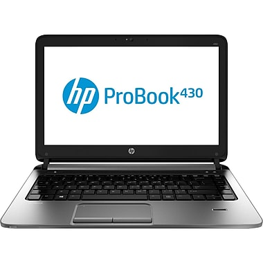 HP® Smart Buy ProBook 430 G1 13.3in. Notebook PC, Intel® i5-4200U Dual-Core 1.6GHz 3MB