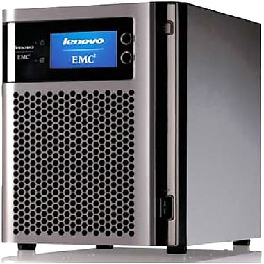 Lenovo™ EMC™ PX4-300D Server Class 8TB Desktop Serial ATA Network Attached Storage