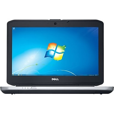 Dell™Latitude™ 14in. LED Notebook, Intel® i3-3120M Dual-Core 2.5GHz 4GB