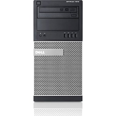 Dell™ OptiPlex 7010 Mini-Tower Desktop Computer, Intel® Quad-Core i7-3770 3.4GHz