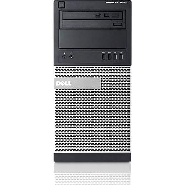 Dell™ OptiPlex 7010 Mini-Tower Desktop Computer, Intel® Quad-Core i7-3770 3.4GHz
