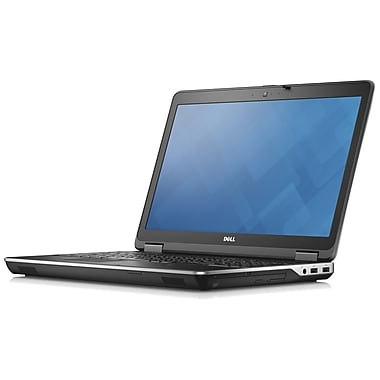 Dell™Latitude™ 15.6in. LED Notebook, Intel® i7-4800M Quad-Core 2.7GHz 8GB