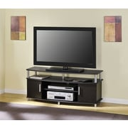 "Altra Carson 50"" TV Stand, Sonoma Oak/Black"