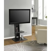 Altra Furniture Galaxy TV Stand with Mount, BLACK