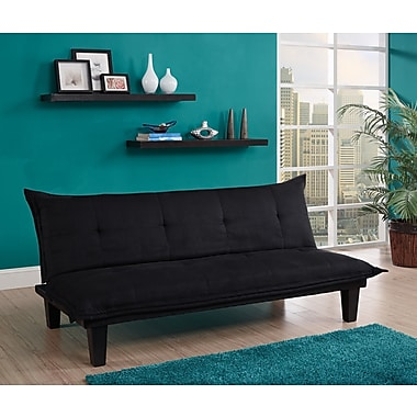 DHP Lodge Futon - Black
