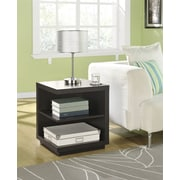 Altra Fremont Accent Table, Espresso