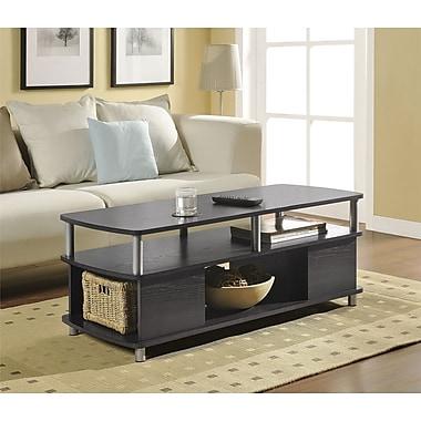 Altra Medium Density Fiberboard Coffee Table, Espresso, Each (5094096)