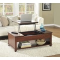 Altra Furniture Extension Coffee Table, CHERRY