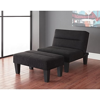 Dhp Kebo Chair Black Staples 174