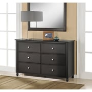 Altra Furniture Winslow Wide Storage Chest , ESPRESSO