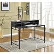 Altra Furniture Wexford Desk with Riser, ESPRESSO