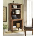 Altra Furniture Amelia Desk with Hutch/Bookcase, Madison Cherry Finish, CHERRY