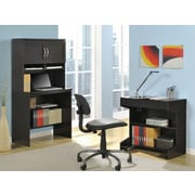 Altra Furniture Marlow Office Armoire, ESPRESSO