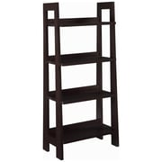Altra Furniture Modern Mission Bookcase , MEDIUM OAK - IMPORT