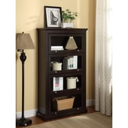 Altra Furniture Barrister Bookcase, ESPRESSO